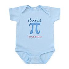 Cutie Pi - Cutey Pie - Personalized Body Suit