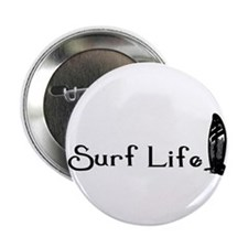 "Surf Life 2.25"" Button"