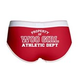 Woo Girl Athletic Dept Women's Boy Brief