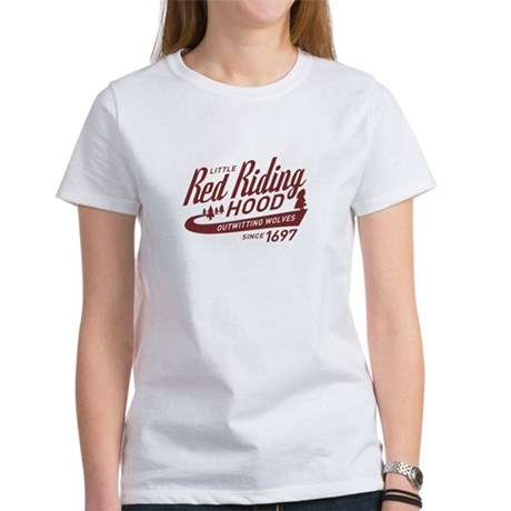 Little Red Riding Hood Since 1697 Women's T-Shirt