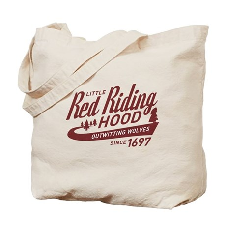 Little Red Riding Hood Since 1697 Tote Bag
