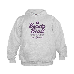 Beauty and the Beast Since 1740 Kids Hoodie