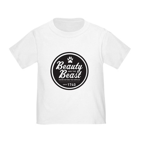Beauty and the Beast Since 1740 Toddler T-Shirt