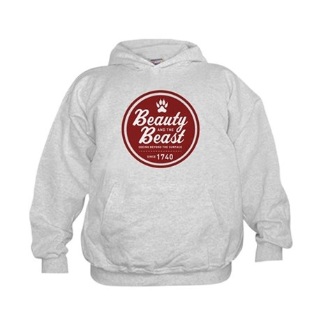 Beauty and the Beast Since 1740 Kids Hoodie