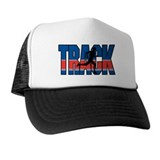 Track & Field Trucker Hat