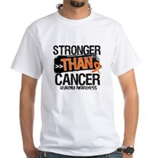 Stronger Than Leukemia Cancer Shirt