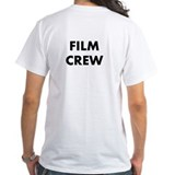 FILM CREW (on back, in black) Shirt