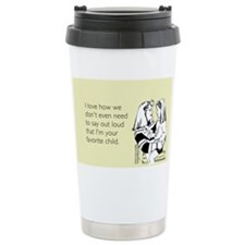 Favorite Child Travel Mug