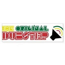 The Original Dub Step Bumper Bumper Sticker