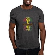 Roots Reggae Designs-2 T-Shirt