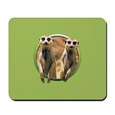 Smiling Meerkats Mousepad