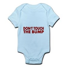 DONT TOUCH THE BUMP Body Suit