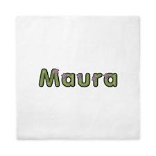 Maura Spring Green Queen Duvet