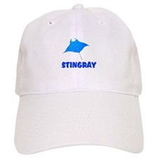 Stingray Baseball Cap
