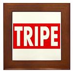 TRIPE Framed Tile