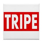 TRIPE Tile Coaster