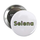 Selena Spring Green Button