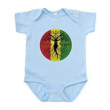 Roots Reggae Designs-3 Body Suit