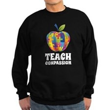 Teach Compassion Jumper Sweater