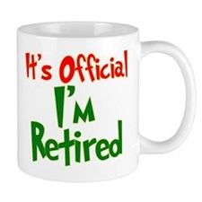 Retirement Fun! Small Mug
