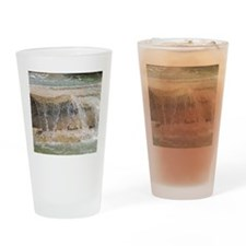 Water flow Drinking Glass