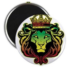 One Love Lion Magnet