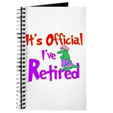 Retirement Fun! Journal