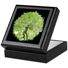 Balance Black Keepsake Box