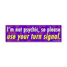I'm Not Psychic (magnet)