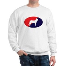 France Flag Beauceron Sweatshirt