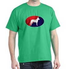 France Flag Beauceron T-Shirt