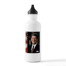 President Ronald Reagan Water Bottle