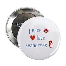 """Seahorse 2.25"""" Button"""