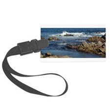 California Ocean 02 Luggage Tag