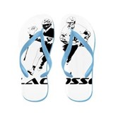 2-lax play hard bw.png Flip Flops