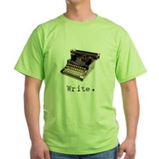 Portex write T-shirt T-Shirt
