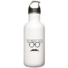 This Might Tickle Water Bottle