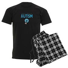Shine a light on Autism Pajamas
