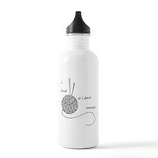 Knit Wit Water Bottle