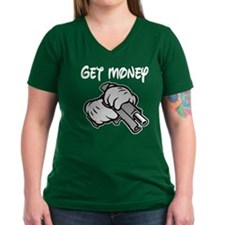 Get Money (Cartoon Hands) T-Shirt