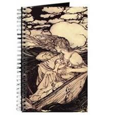 Rackham's Danae Journal