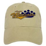 Marion Wildcats Baseball Cap/Hat