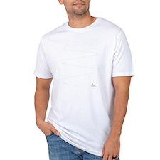 No Warning Shots Plus Size T-Shirt