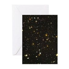 10,000 Galaxies Christmas Greeting Cards (Pack