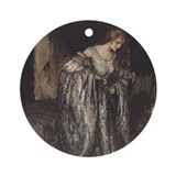 Rackham's True Sweetheart Ornament (Round)