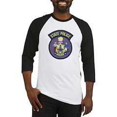Maine State Police Baseball Jersey