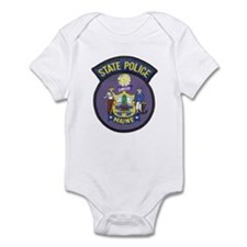 Maine State Police Onesie