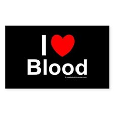 Blood Decal