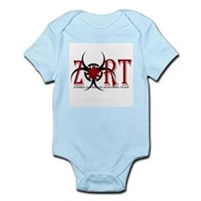 Zombie Outbreak Response Team Logo Body Suit