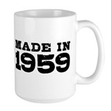 Made In 1959 Coffee Mug